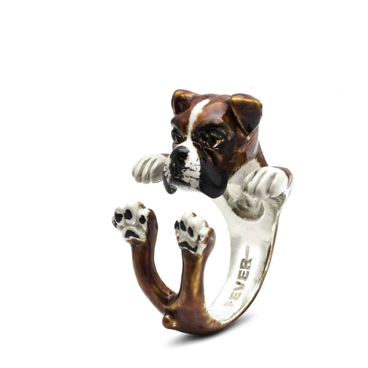 Boxer_Hug Ring_enameled_DIAGONAL_HIGH