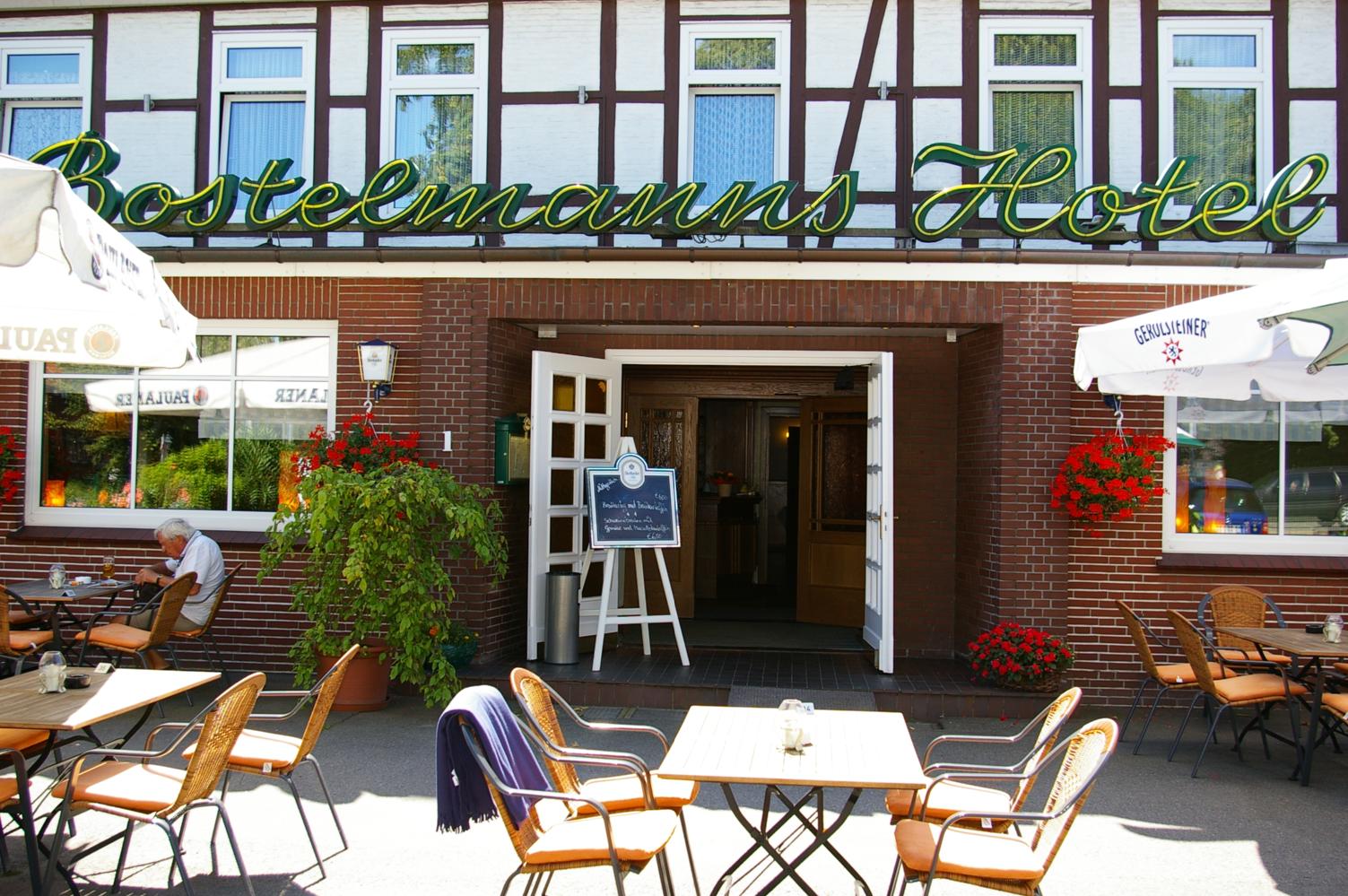 bostelmanns hotel in tostedt restaurant