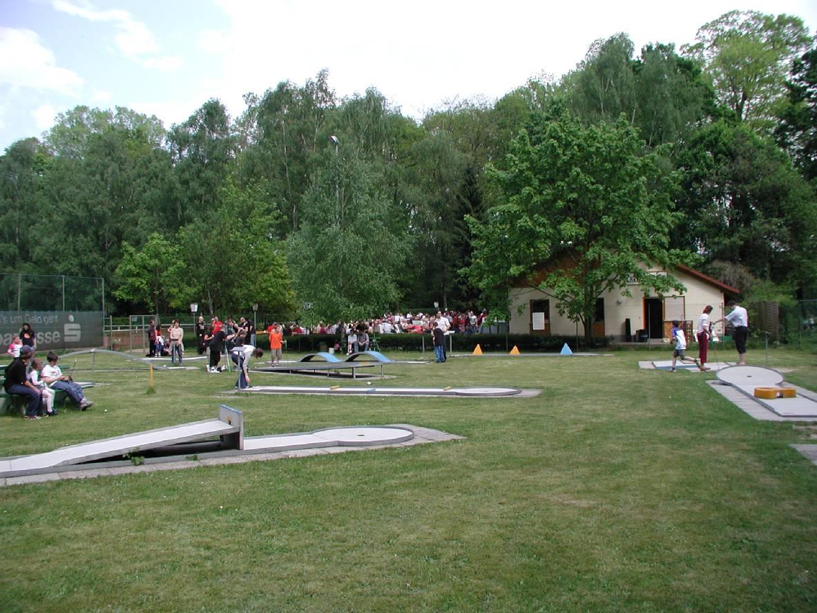 Karlsruhe Minigolf