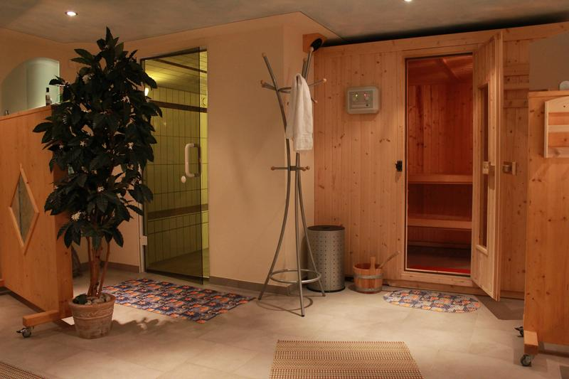Hotel Fröhlich in Kaiserslautern offers you a Wellness area with a finnish sauna