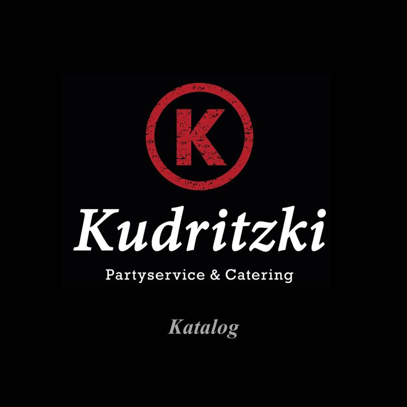 Katalog Partyservice & Catering