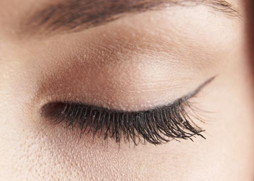 Wimpernverdichtung Permanent Make-up