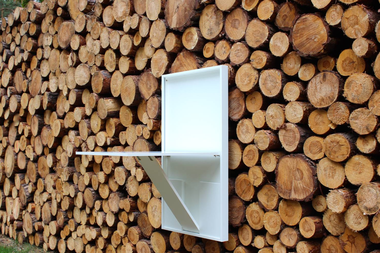 Wandklapptisch weiß  Der versandkostenfreie Design - Wandklapptisch Movemaxx - Produkte
