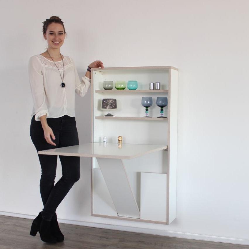der versandkostenfreie design wandklapptisch movemaxx startseite. Black Bedroom Furniture Sets. Home Design Ideas