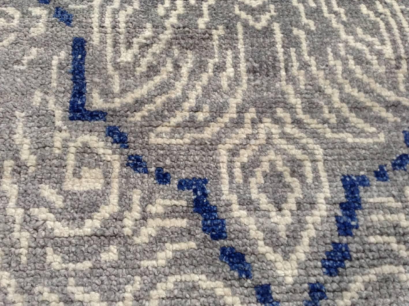 Teppich designers guild aubriet fuchsia