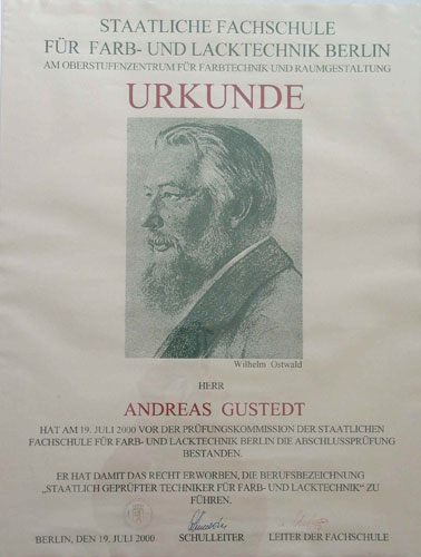 Techniker, Andreas Gustedt