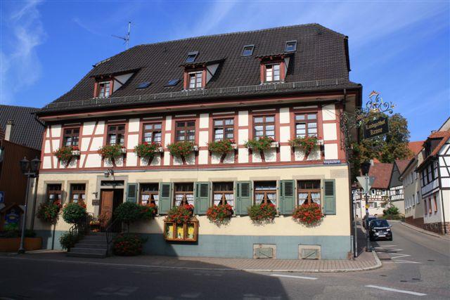 Landgasthof & Hotel Krone Unser Haus
