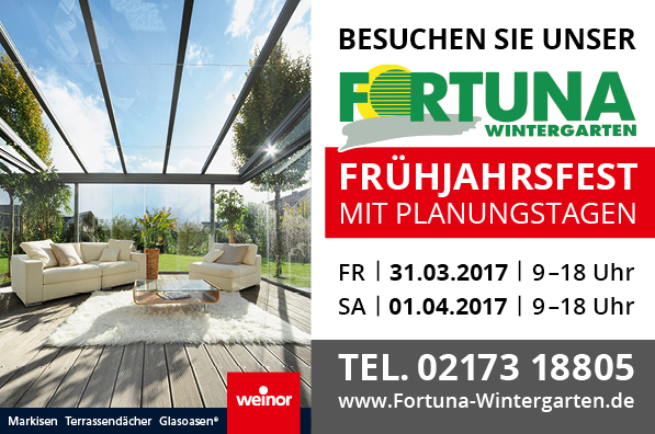 fortuna wintergarten die profis aus dem rheinland terrassend cher und sommerg rten. Black Bedroom Furniture Sets. Home Design Ideas