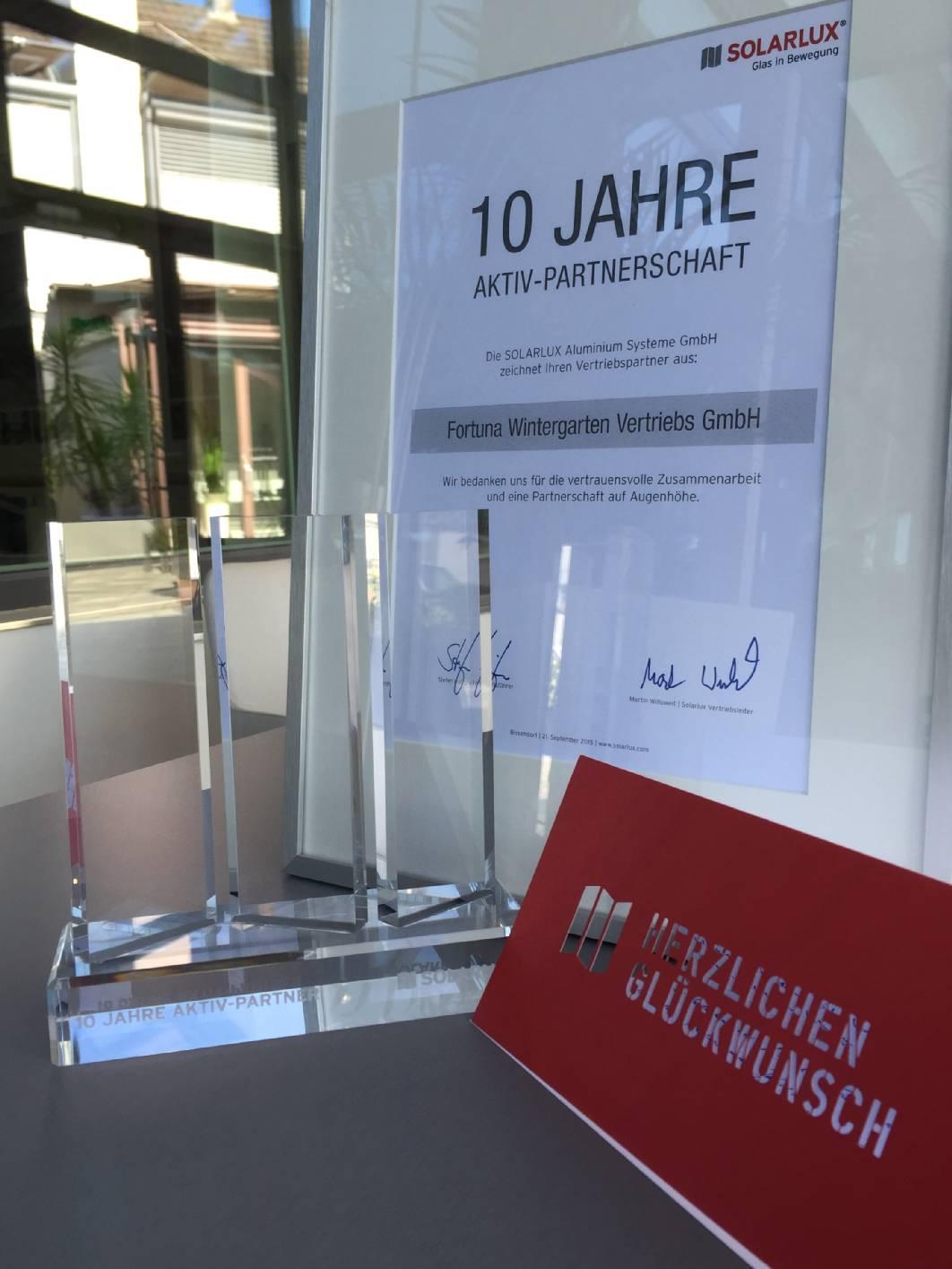 FORTUNA Wintergarten Die Profis aus dem Rheinland - Solarlux ...