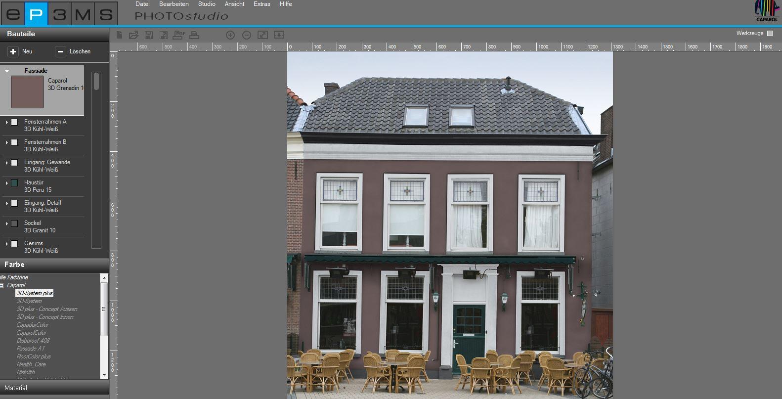 Qualität Mit System Virtuelle Fassadengestaltung