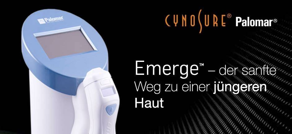 Emerge-Cynosure-Palomar-Landsberg Medical Beauty Kornder