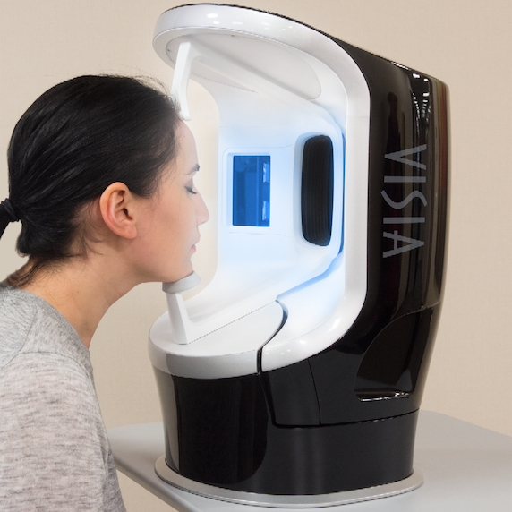 VISIA 3D Hautanalyse Medical Beauty Kornder