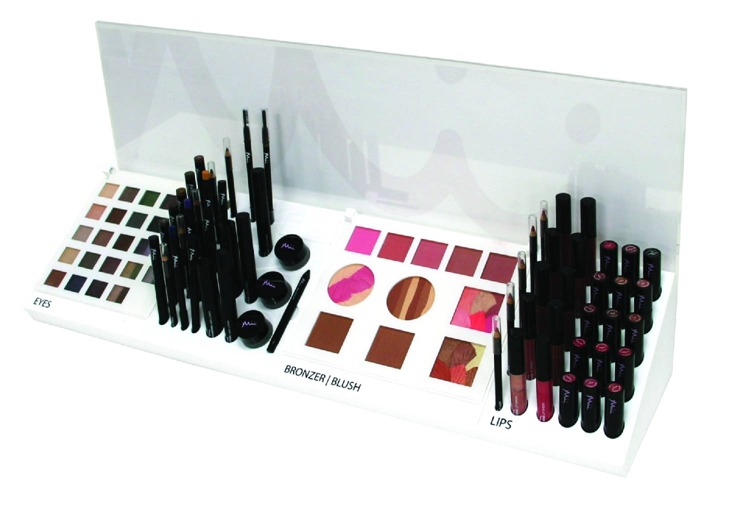 Eyes & Lips Display