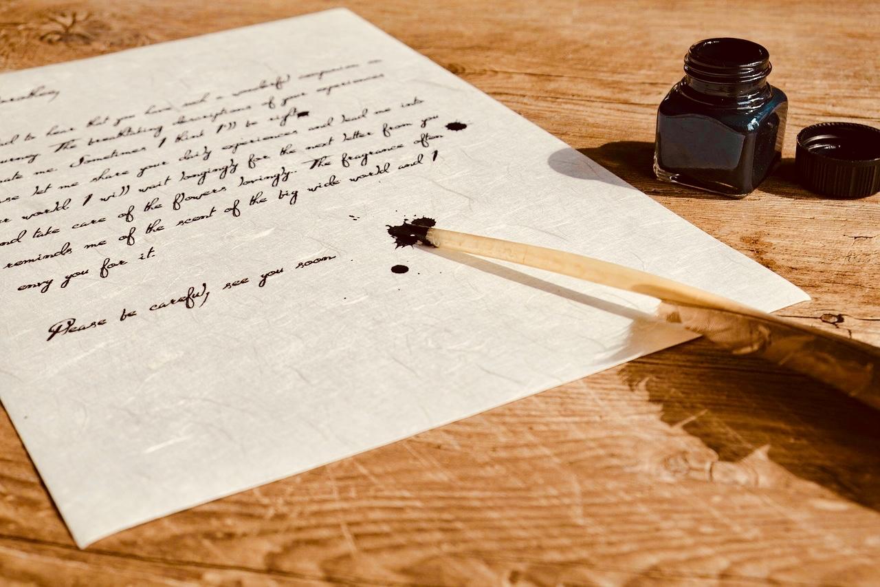 Wie schreibe ich ein Gedicht – Dichten und Lyrik