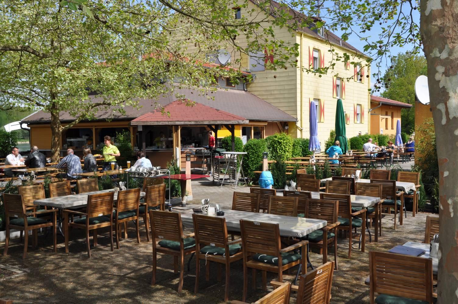 Restaurants Mit Biergarten