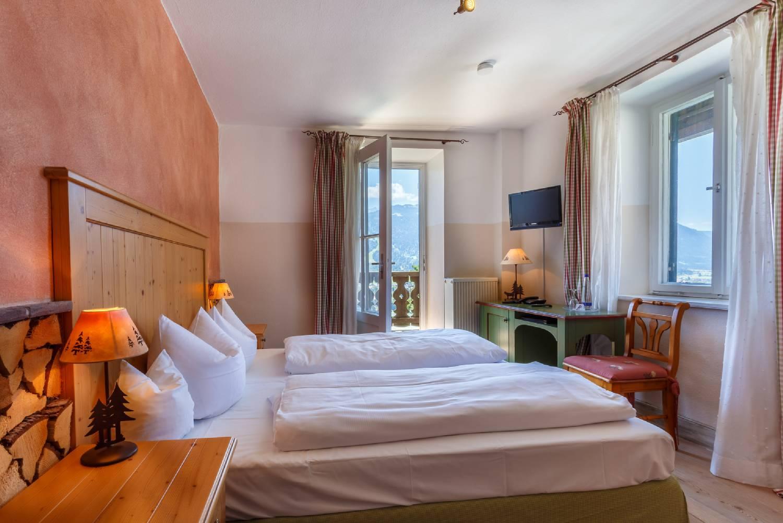 Ihr bayrisches Landhotel mit Panoramablick - Startseite