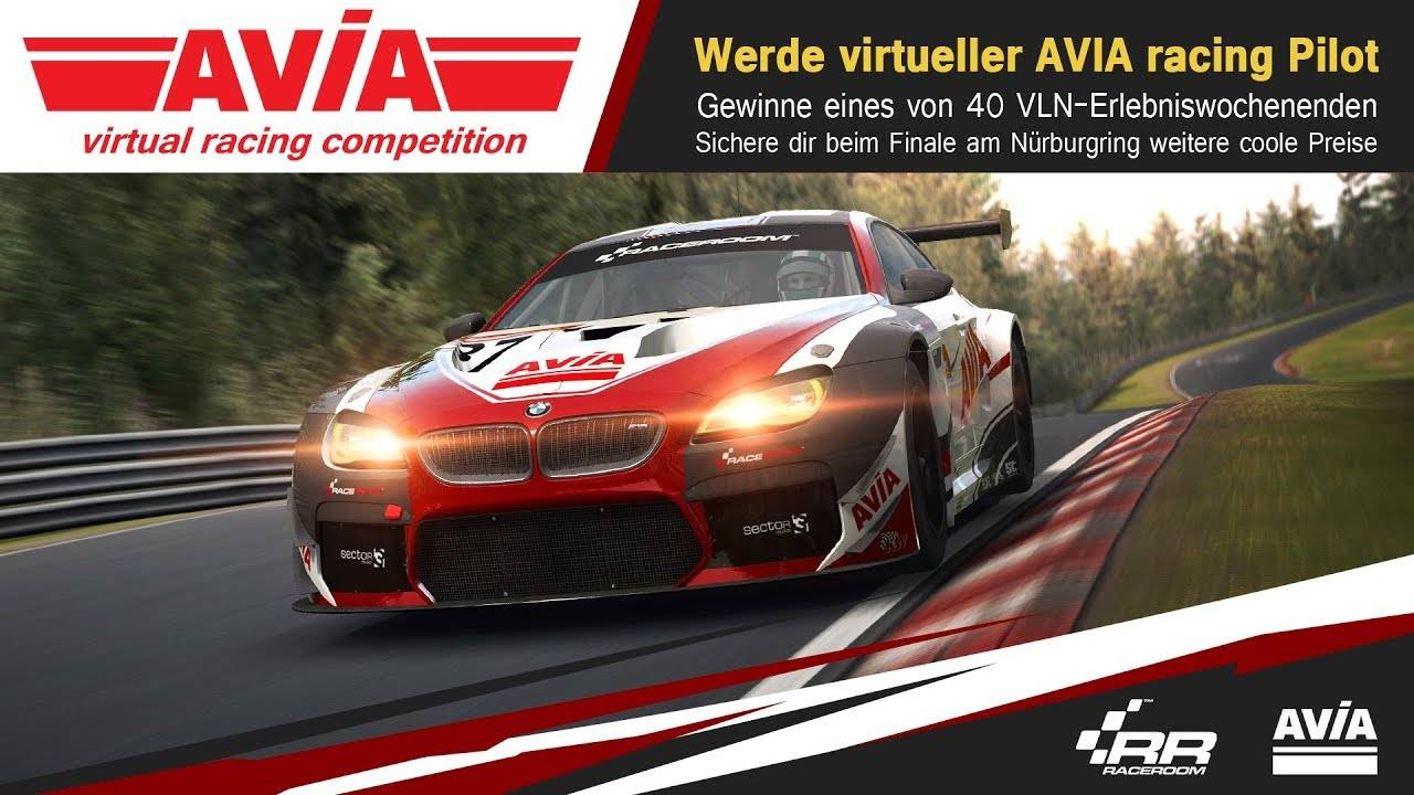 Avia eRacing Competition