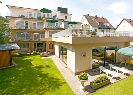Great Hotel Bellevue | Sälzerstrasse 19 | 63619 Bad Orb