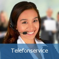 Telefonservice bei C&S Office Plus in Köln